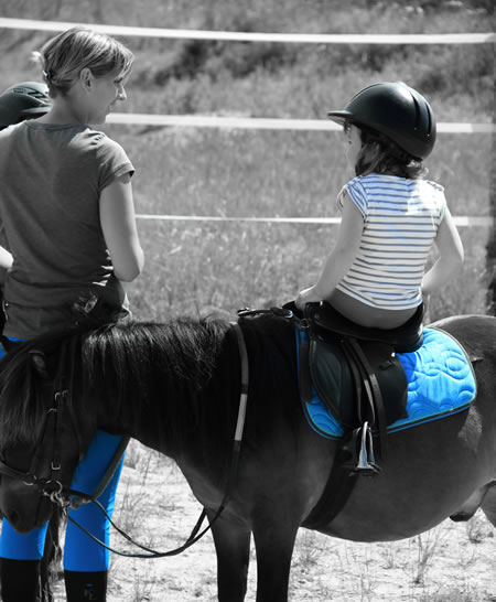 Aprentissage Poney Monitrice Equitation